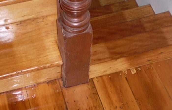 sanding floorboards and stairs Dublin 2