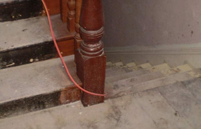 sanding floorboards and stairs Dublin 4