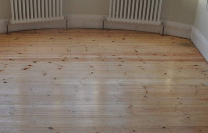 sanding floorboards and stairs Dublin 6