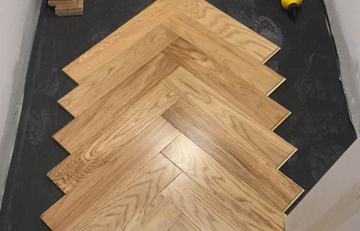 Floating Parquet Flooring dublin 2