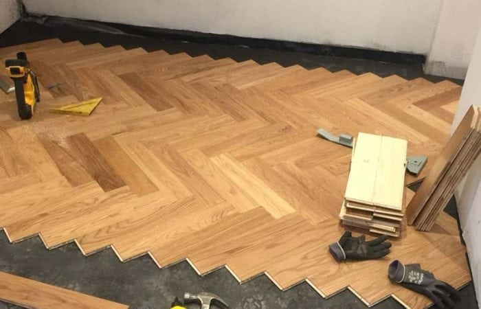 Floating Parquet Flooring dublin 5