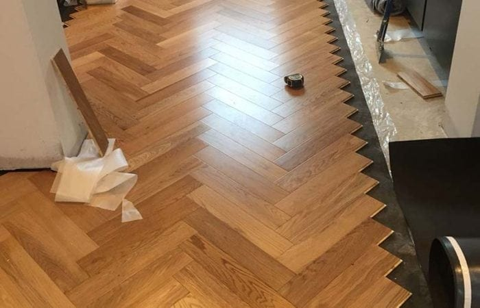 Floating Parquet Flooring dublin 6