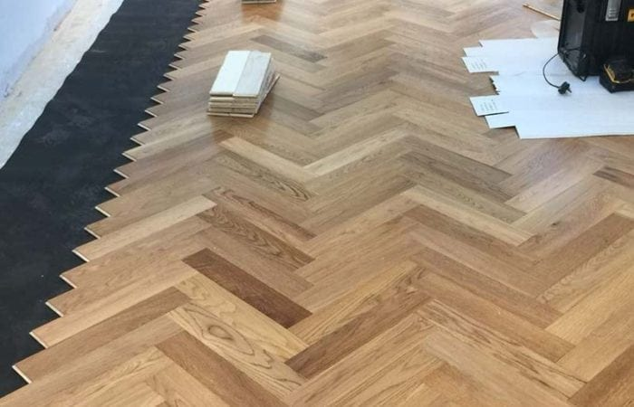 Floating Parquet Flooring dublin 8