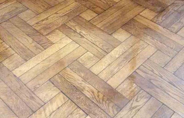 Parquet floor repair and conservation company for the department of education Dublin 1