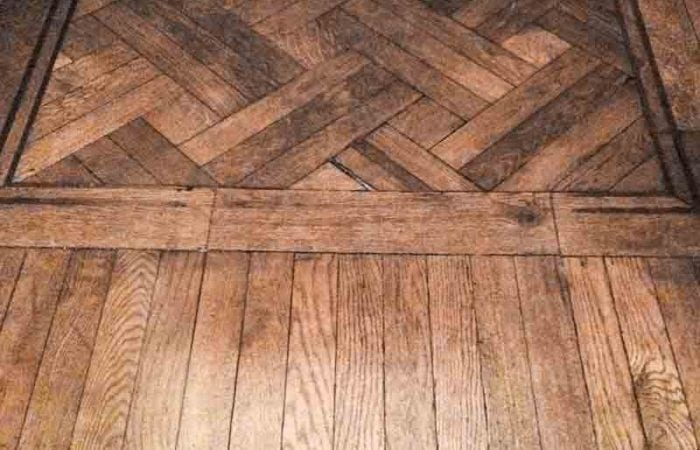 Parquet floor repair and conservation company for the department of education Dublin 5