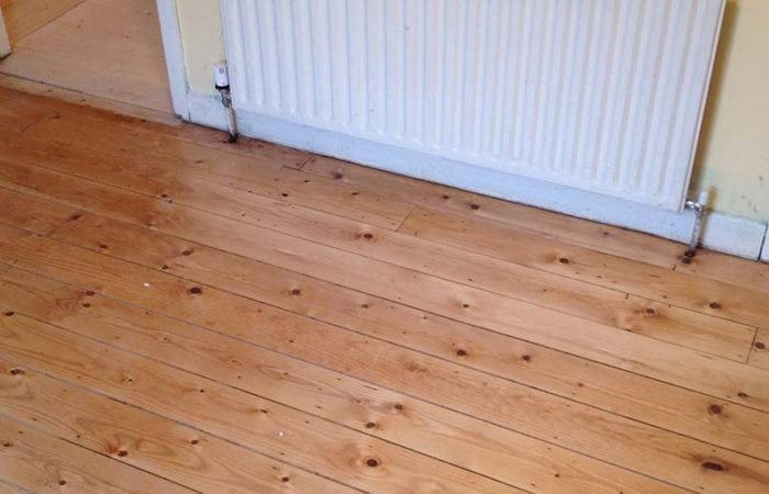 Repair of floorboards ringsend and sanymount