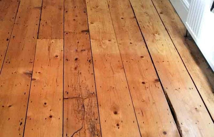 Repair stain and varnish of a wood floor Dublin 1