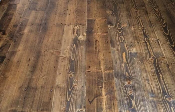 Repair stain and varnish of a wood floor Dublin 10