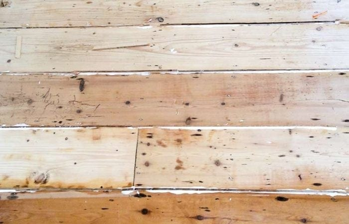 Repair stain and varnish of a wood floor Dublin 4