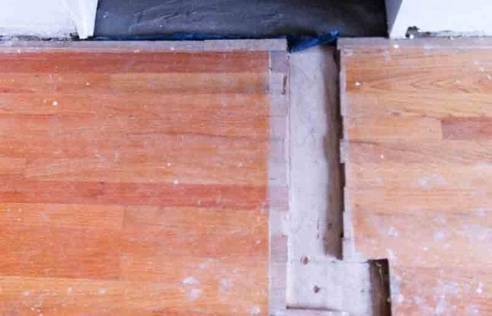 Repairing Wooden Floorboards and parquet in Dublin 1