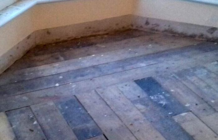 Repairing Wooden Floorboards and parquet in Dublin 13