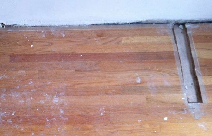 Repairing Wooden Floorboards and parquet in Dublin 3