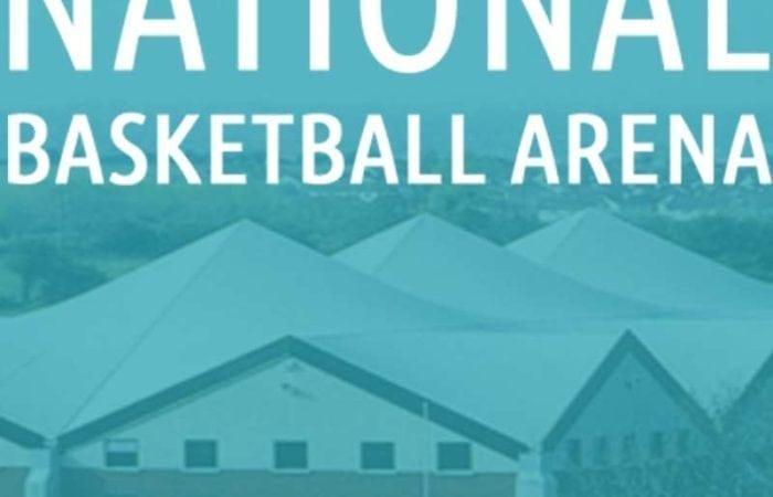 Sanding sports halls Like the national Basket ball arena 1