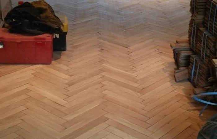 Parquet Floor restoration Dublin Condalkin