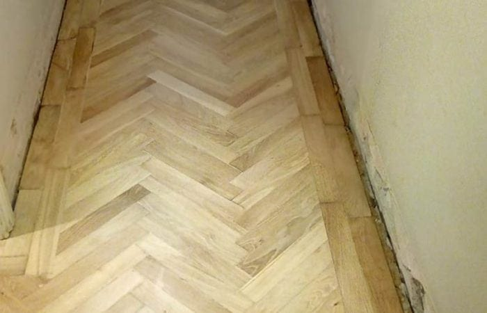 Parquet Floor restoration Dublin Killbarrack