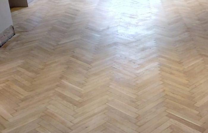Parquet Floor restoration Dublin Rathfarnham