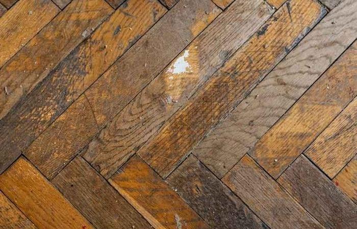 Parquet Floor restoration Dublin Cabinteely