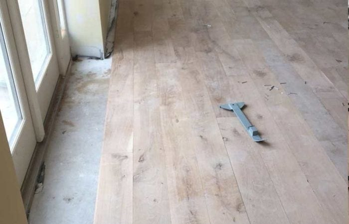 Wood floor installation Finglas