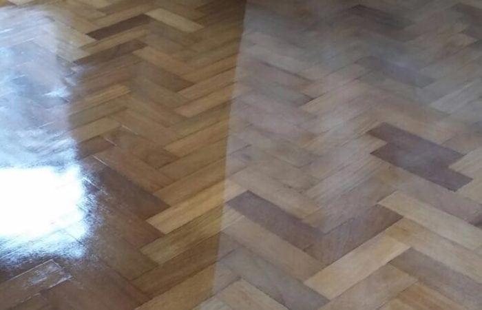 Repair herringbone parquet flooring Clontarf