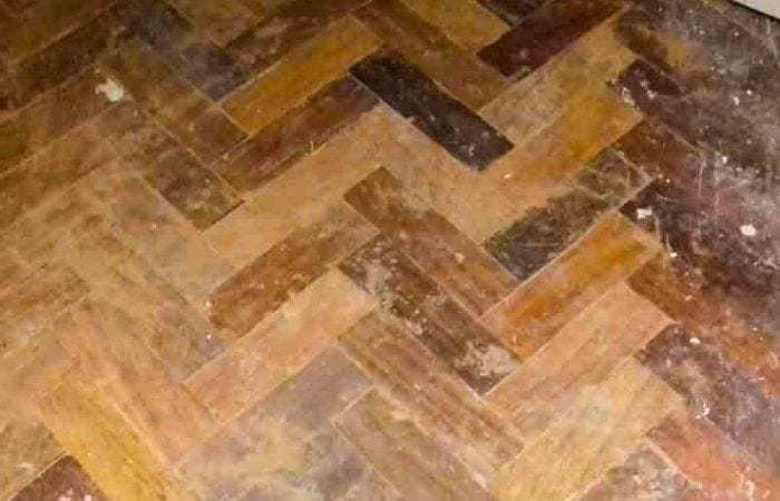 Repair herringbone parquet flooring Howth