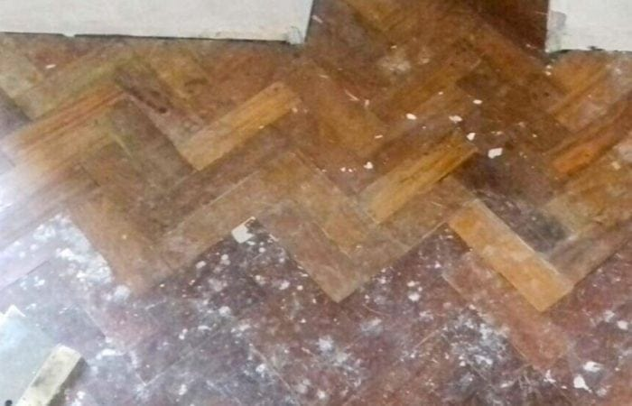 Repair herringbone parquet flooring Loughlinstown