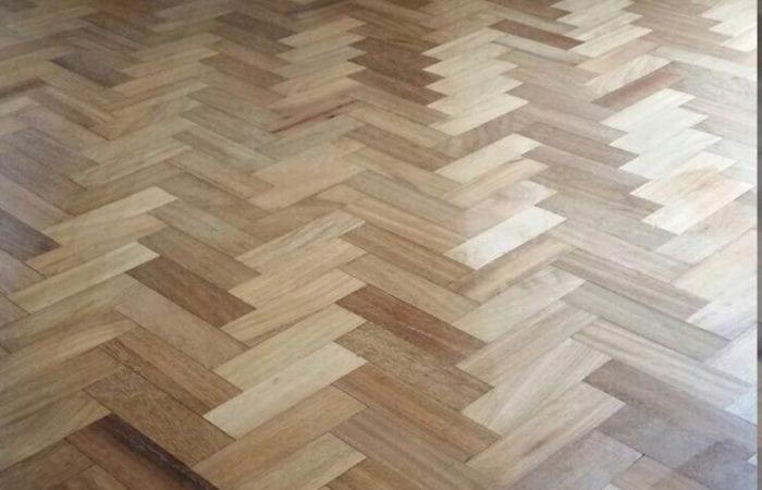 Repair herringbone parquet flooring Raheny