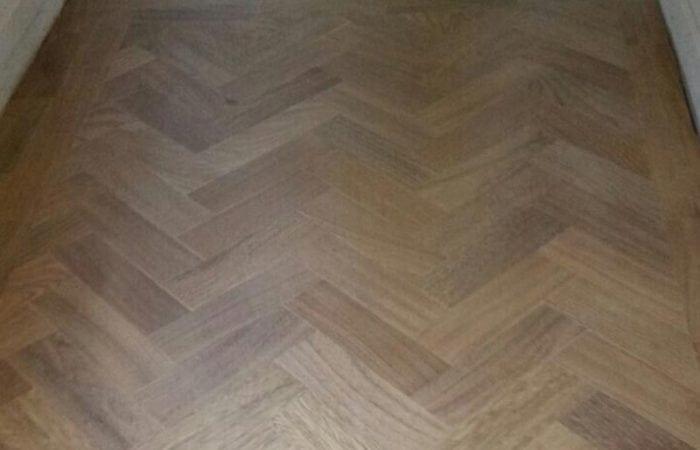 Repair herringbone parquet flooring Sallynoggin