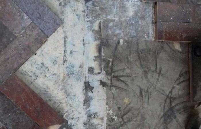 Repair herringbone parquet flooring Terenure