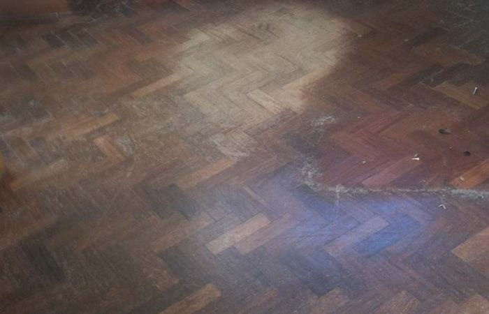 restoring parquet wood flooring maynooth university