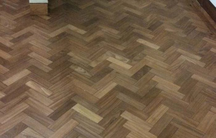 restoring parquet wood floor national university of ireland