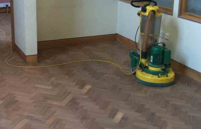restoring parquet wood floor national university of ireland old buildings