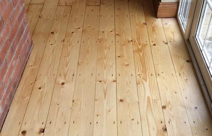 Sanding and varnishing wooden floors Ballsbridge