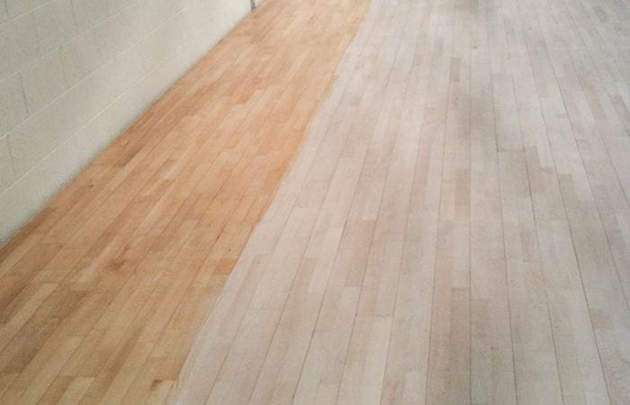 school gym floors sanding and varnishing company in dublin