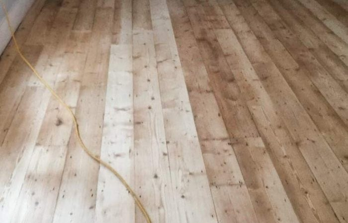 Timber floor sanding and polishing Kildare