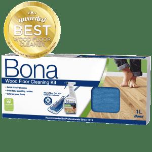Bona Wood Floor Cleaning Box Kit SMl
