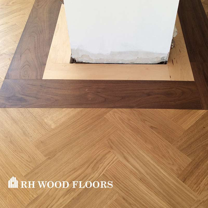 New parquet flooring installed in dublin Sallynoggin