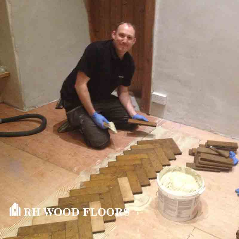 reclaimed parquet flooring dublin-1