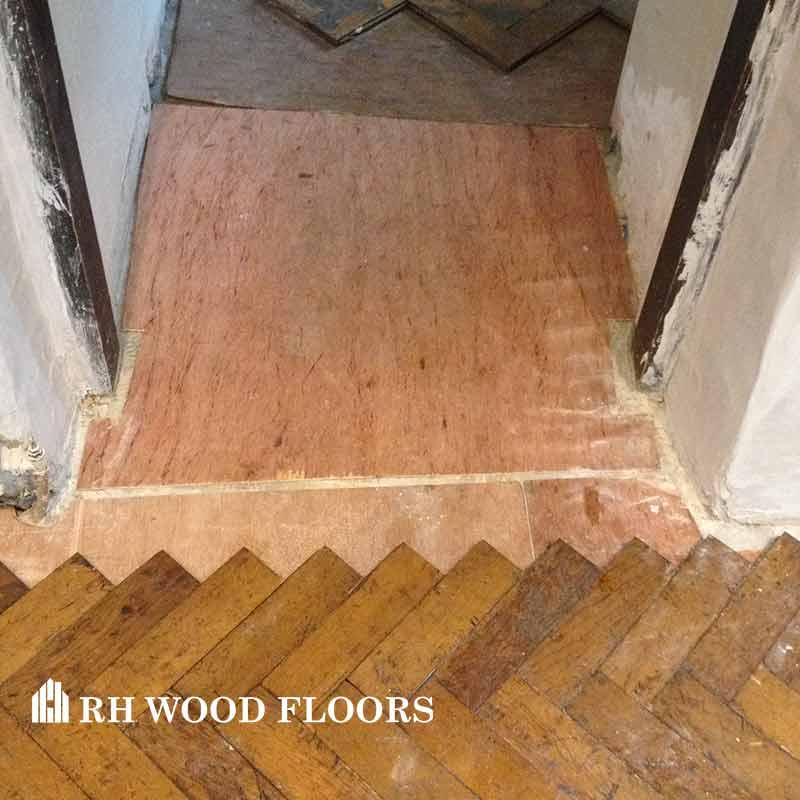 reclaimed parquet flooring dublin 4