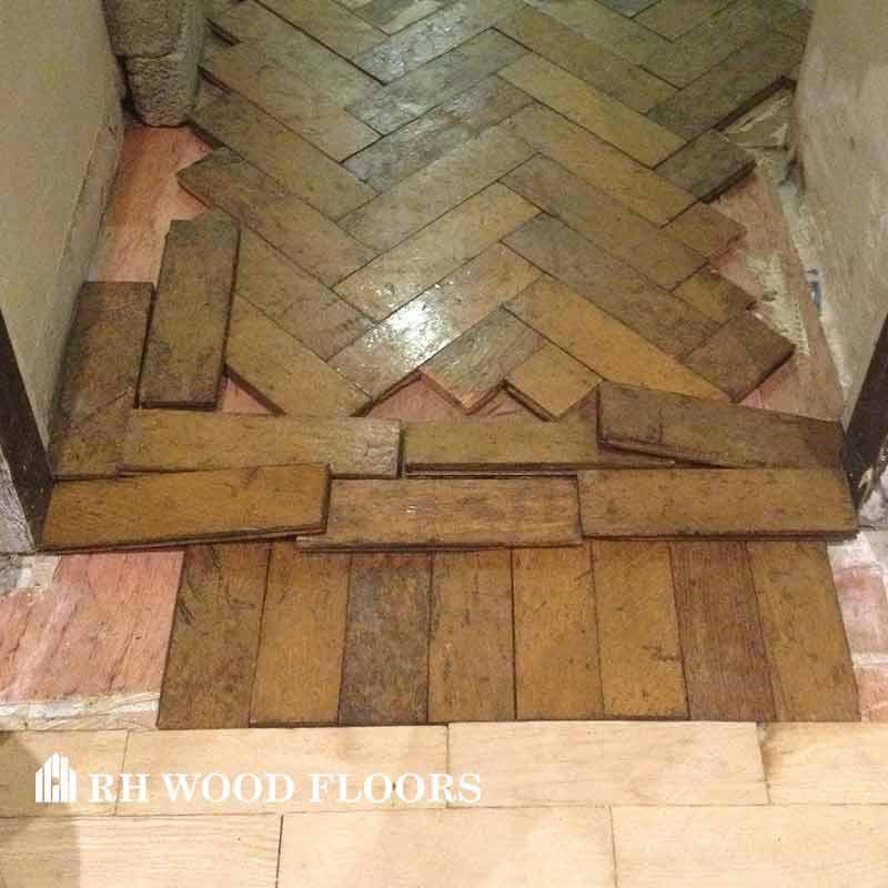 reclaimed parquet flooring dublin 5