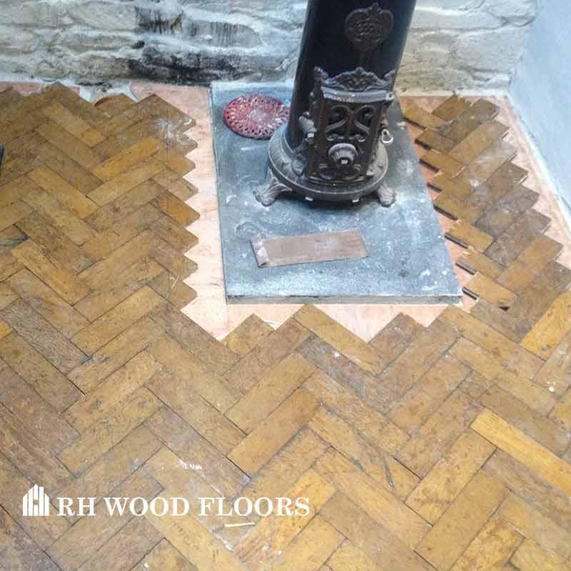 reclaimed parquet flooring dublin 7