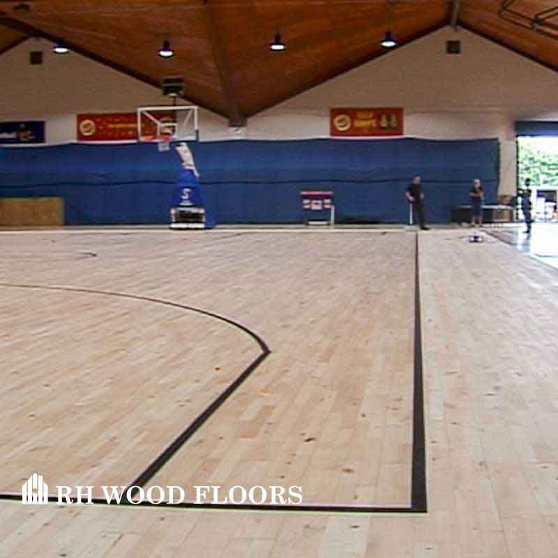 Installing-and-Sanding-sports-halls-national-Basket-ball-arena